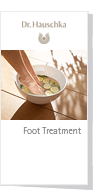 Dr. Hauschka Foot Treatment