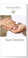 Dr. Hauschka Hand Treatment
