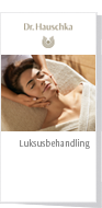 Dr. Hauschka Luxury Treatment