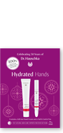 Hydrated Hands