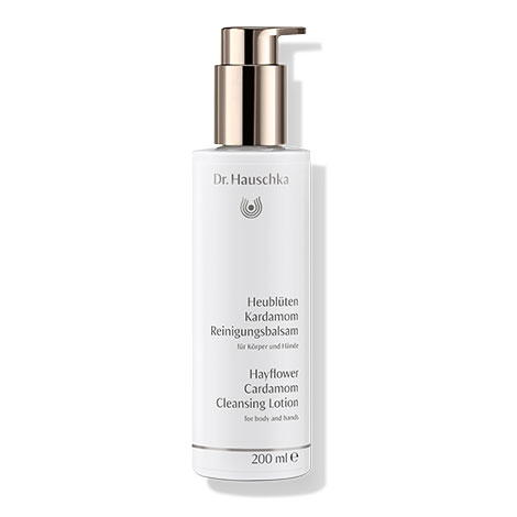 Hayflower Cardamom Cleansing Lotion