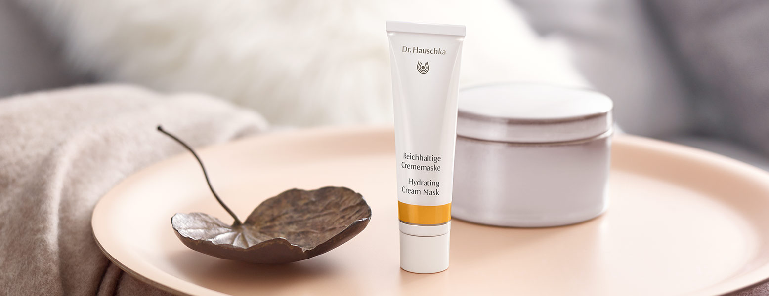 Hydrating Cream Mask Conscious 'me time' for a little extra care