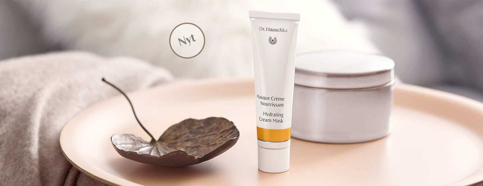 Hydrating Cream Mask Et planlagt pusterum til en ekstra portion pleje