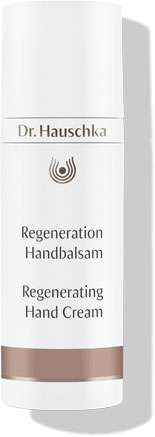 New: Regenerating Hand Cream.