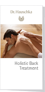 Dr.Hauschka Holistic Back Treatment