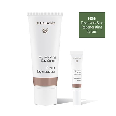 Regenerating Day Cream /w Serum trial