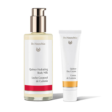 Quince Face & Body Winter Duo